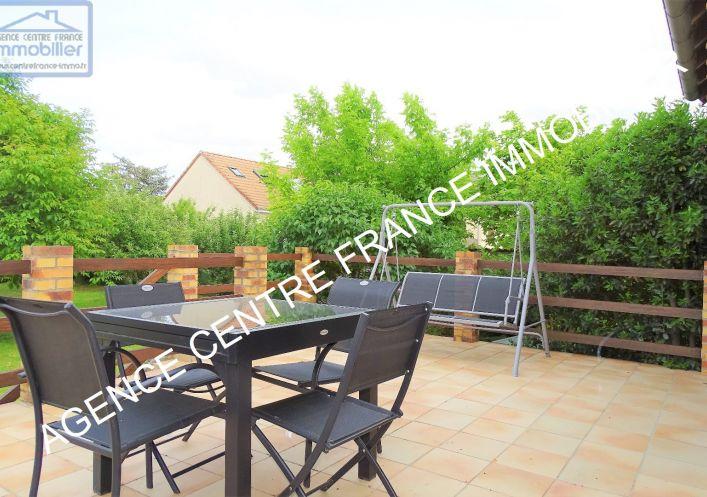 A vendre Maison La Chapelle Saint Ursin | R�f 030011518 - Agence centre france immobilier