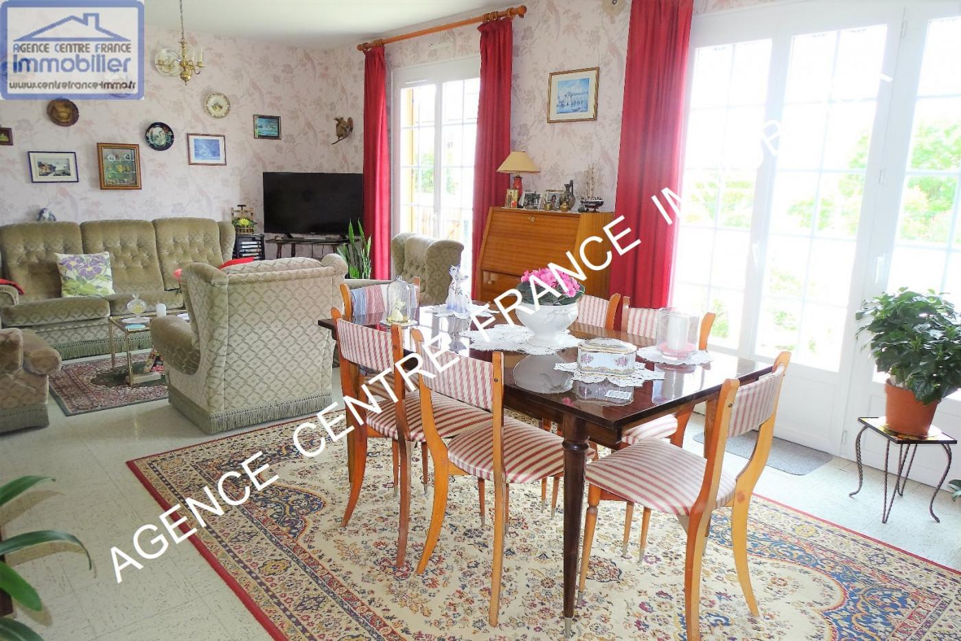 A vendre  Saint Doulchard | Réf 030011540 - Agence centre france immobilier