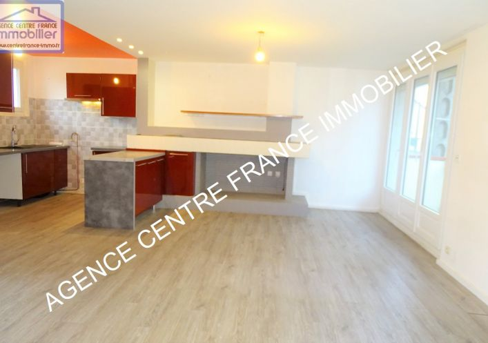 A vendre Appartement Saint Florent Sur Cher   R�f 030011546 - Agence centre france immobilier