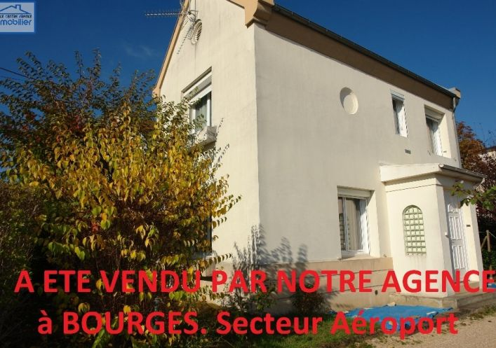 A vendre Bourges 03001779 Agence centre france immobilier