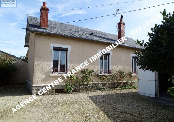 A vendre Saint Florent Sur Cher 03001853 Agence centre france immobilier