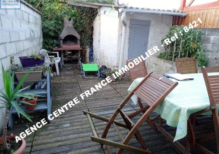 A vendre Saint Florent Sur Cher 03001856 Agence centre france immobilier