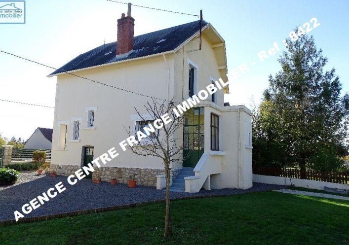 A vendre Saint Florent Sur Cher 03001859 Agence centre france immobilier