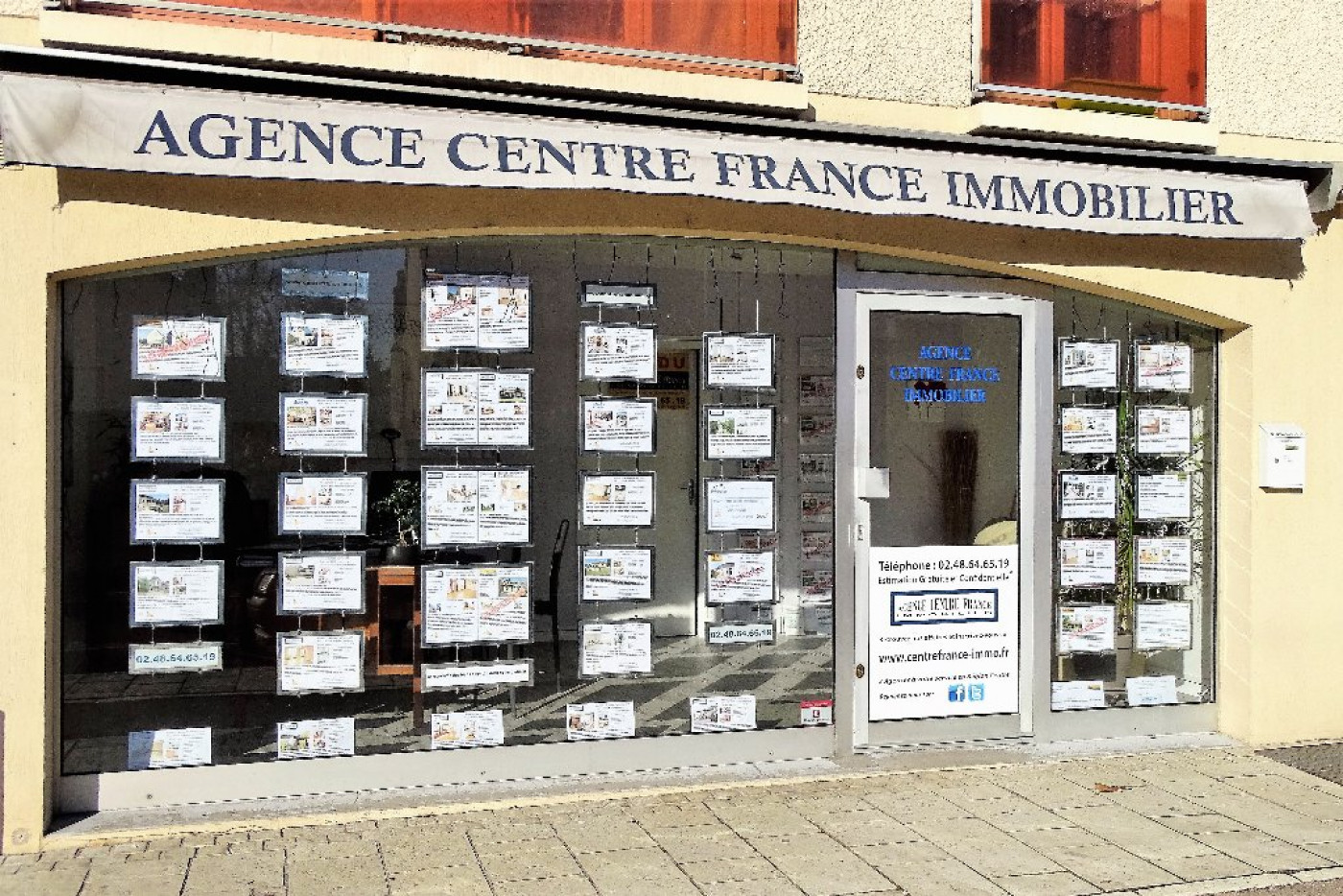 A vendre Bourges 03001861 Agence centre france immobilier