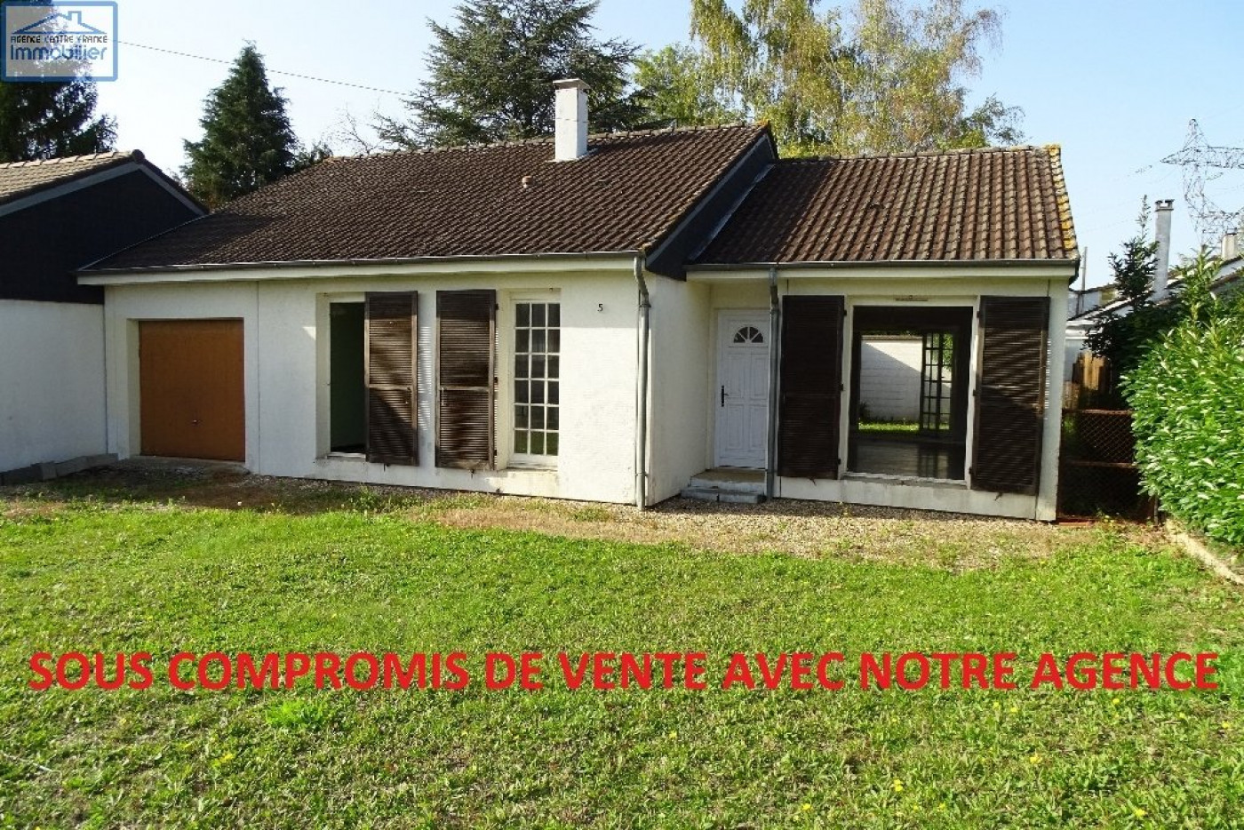 A vendre Bourges 03001862 Agence centre france immobilier