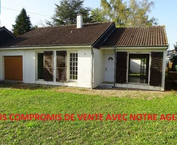 For sale Bourges 03001862 Agence centre france immobilier
