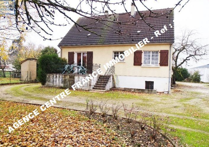 A vendre Saint Florent Sur Cher 03001889 Agence centre france immobilier
