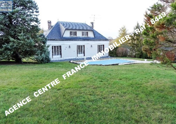 A vendre Charost 03001898 Agence centre france immobilier