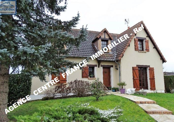 A vendre La Chapelle Saint Ursin 03001908 Agence centre france immobilier