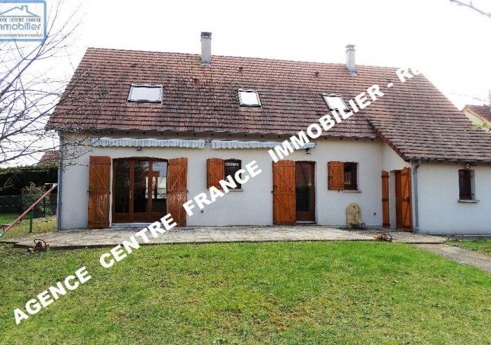 A vendre Trouy 03001916 Agence centre france immobilier