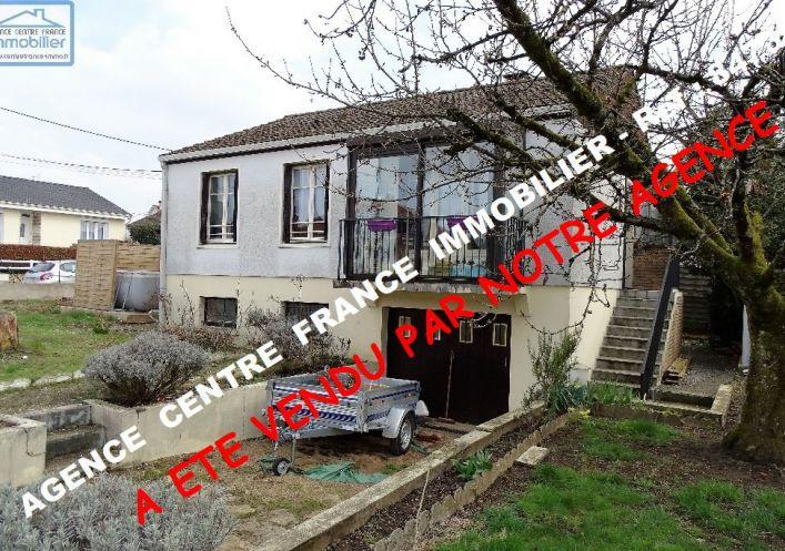 A vendre Saint Florent Sur Cher 03001929 Agence centre france immobilier