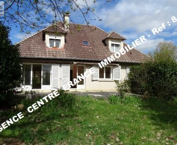A vendre Bourges  03001943 Agence centre france immobilier