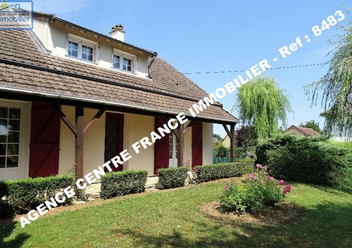 A vendre Trouy 03001945 Agence centre france immobilier