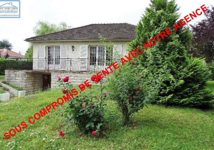 A vendre Bourges 03001955 Agence centre france immobilier