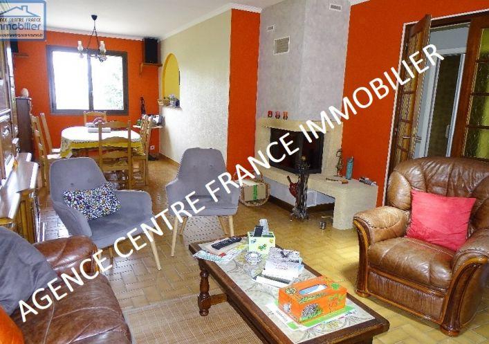 A vendre La Chapelle Saint Ursin 03001982 Agence centre france immobilier