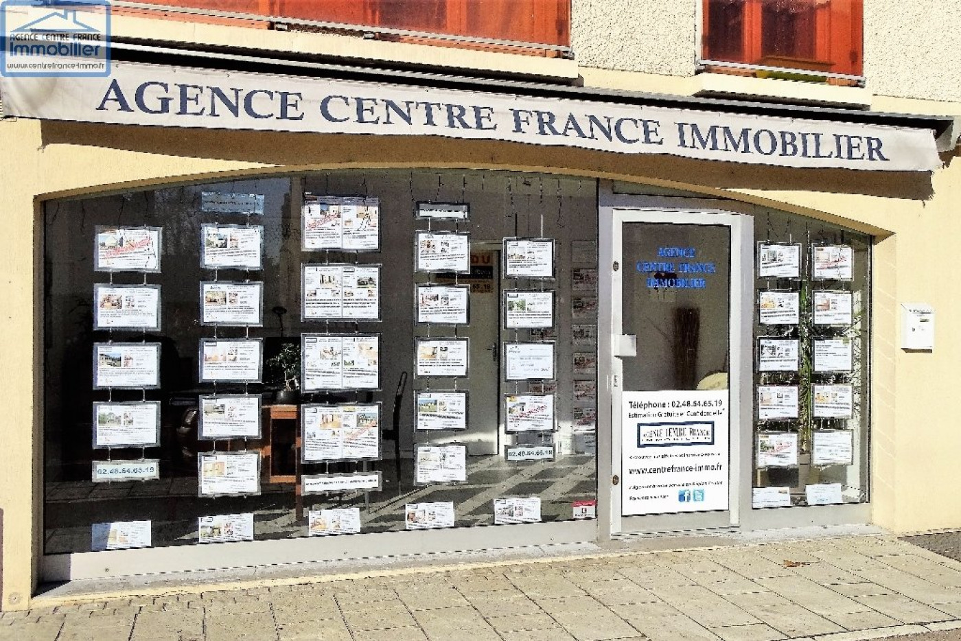 A vendre Bourges 03001987 Agence centre france immobilier