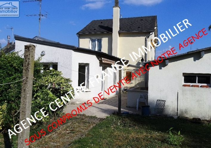 A vendre Bourges 03001998 Agence centre france immobilier