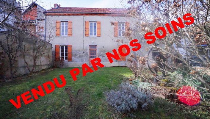 A vendre Busset 030044381 Vichy jeanne d'arc immobilier
