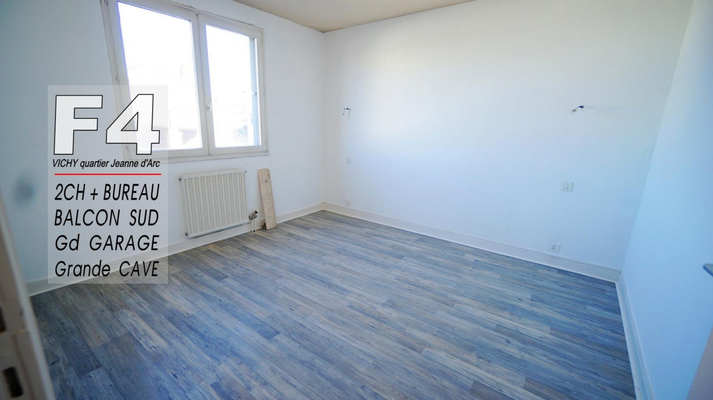 A vendre Vichy 030045342 Vichy jeanne d'arc immobilier