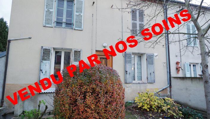 A vendre Saint Yorre 030045440 Vichy jeanne d'arc immobilier