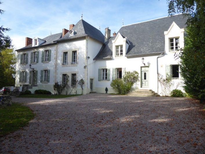 A vendre Manoir Le Theil | R�f 03007558 - Auvergne properties