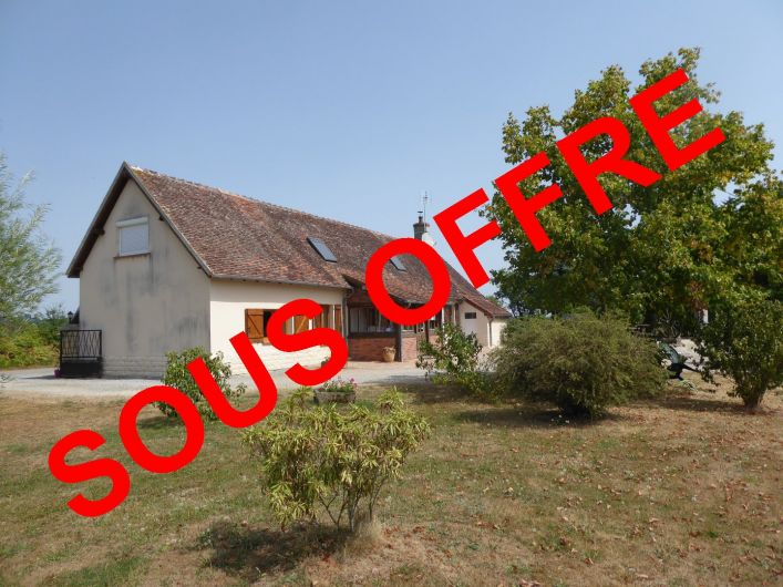 A vendre Longere Theneuille | R�f 03007613 - Auvergne properties