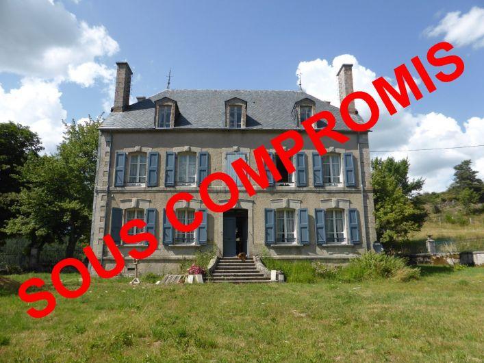 A vendre Maison de ma�tre Chaudes Aigues   R�f 03007625 - Auvergne properties