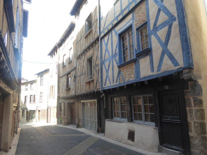 A vendre Maison de caract�re Thiers | R�f 03007701 - Auvergne properties