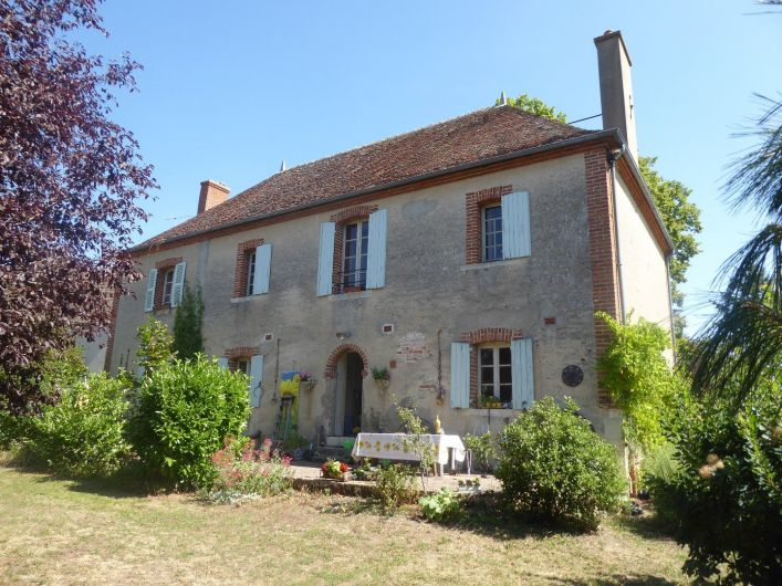 A vendre Maison bourgeoise Contigny | R�f 03007716 - Auvergne properties