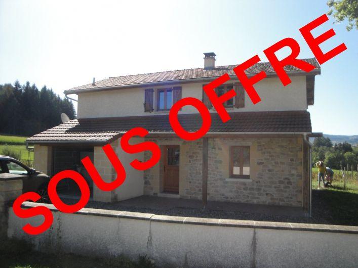 A vendre Maison contemporaine Bertignat | R�f 03007731 - Auvergne properties