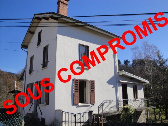 A vendre Maison de village Marat | R�f 03007740 - Auvergne properties