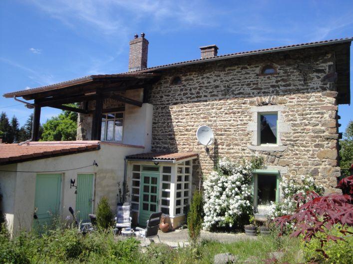 A vendre Maison en pierre Chambon Sur Dolore | R�f 03007761 - Auvergne properties