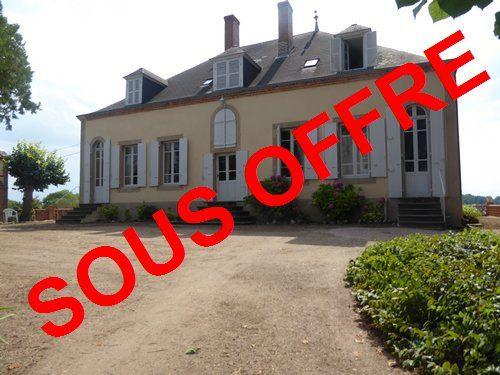 A vendre Maison de ma�tre Chavroches | R�f 03007765 - Auvergne properties