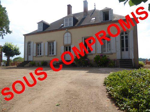 A vendre Maison de ma�tre Chavroches   R�f 03007765 - Auvergne properties