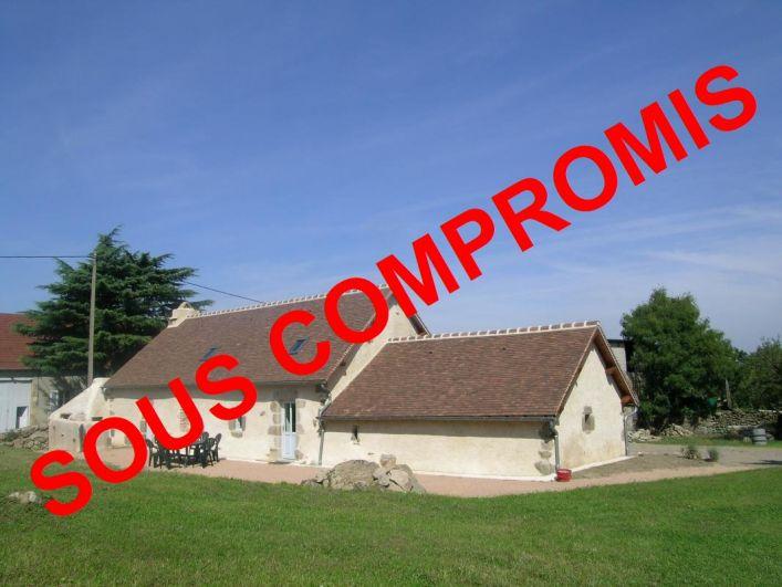 A vendre Maison en pierre Louroux De Beaune | R�f 03007775 - Auvergne properties