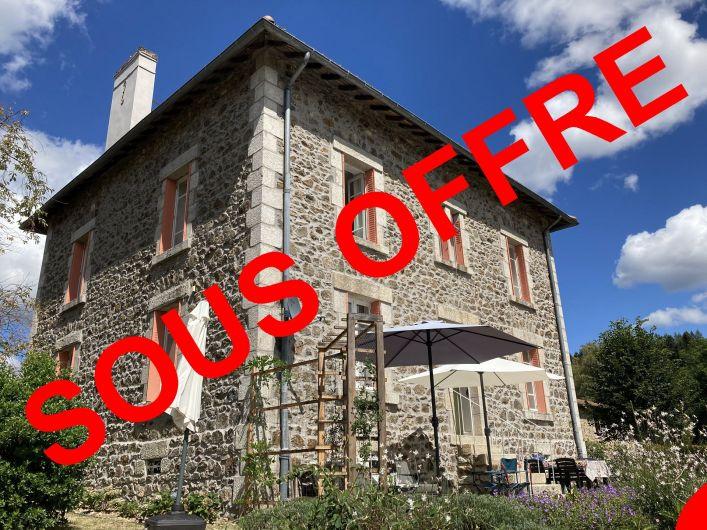 A vendre Maison en pierre Augerolles | R�f 03007777 - Auvergne properties