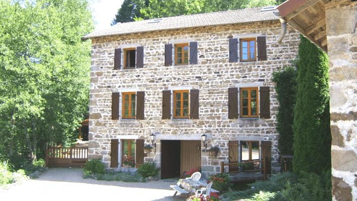A vendre Moulin Chambon Sur Dolore | R�f 03007788 - Auvergne properties