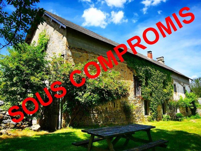 A vendre Maison en pierre Giat | R�f 03007791 - Auvergne properties