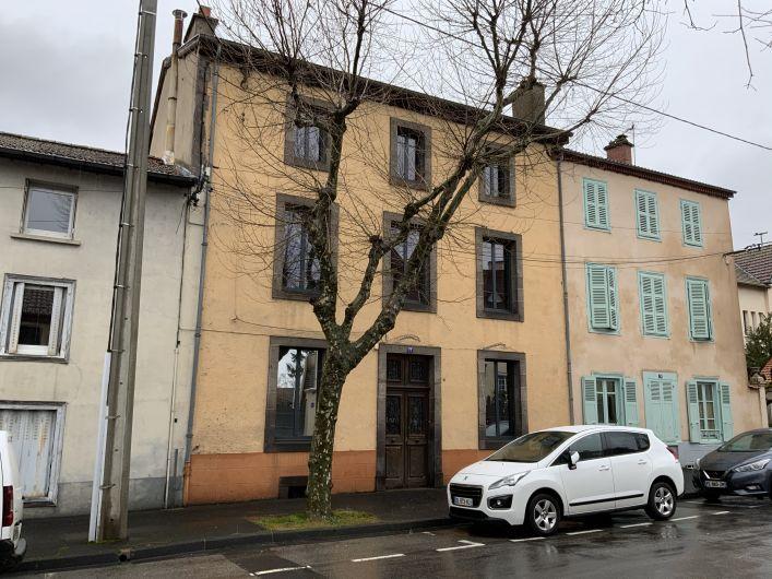 A vendre Maison de ville Ambert | R�f 03007807 - Auvergne properties