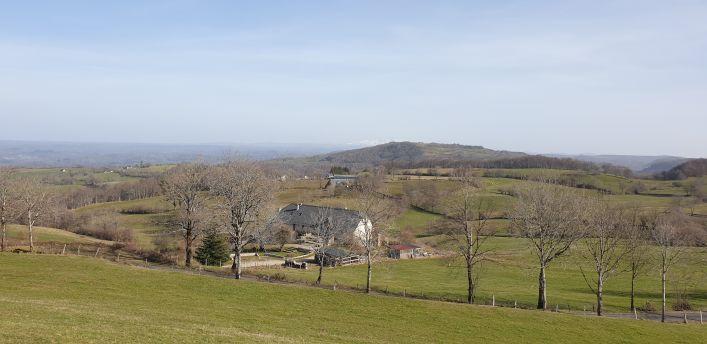 A vendre Corps de ferme Le Monteil   R�f 03007809 - Auvergne properties