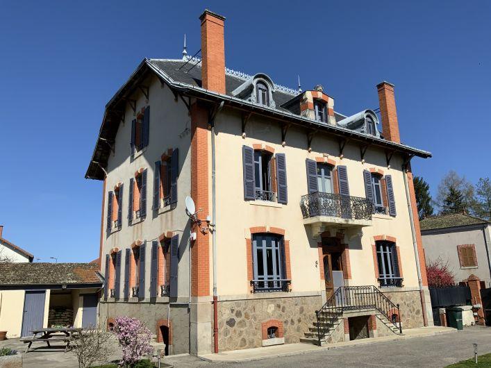 A vendre Maison de ma�tre Marsac En Livradois   R�f 03007816 - Auvergne properties