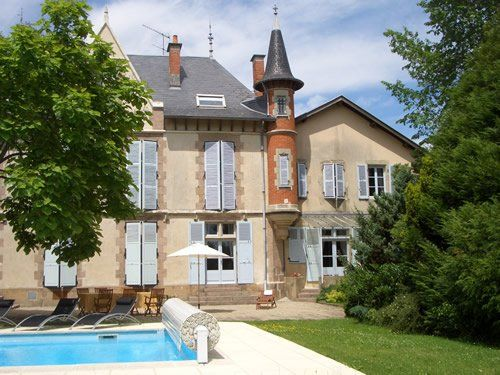 A vendre Ch�teau Isserpent | R�f 03007819 - Auvergne properties
