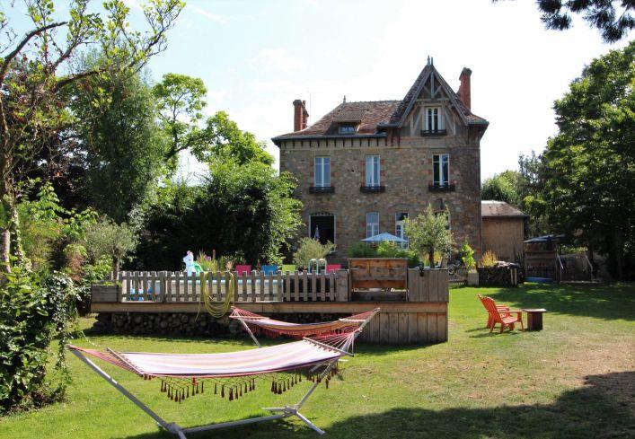 A vendre Maison de village Cosne D'allier   R�f 03007828 - Auvergne properties