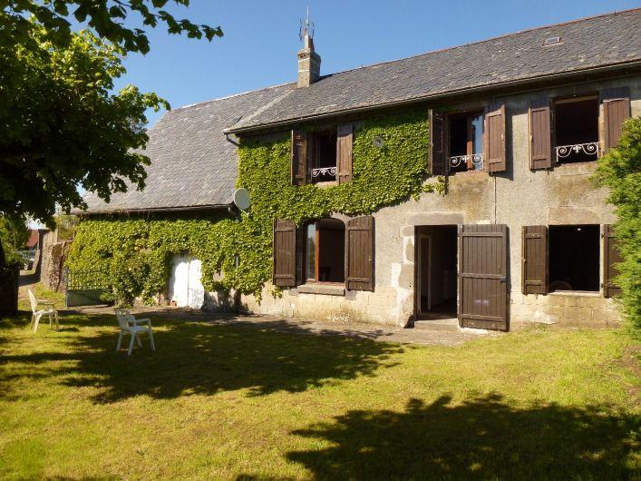 A vendre Maison Salins | R�f 03007829 - Auvergne properties