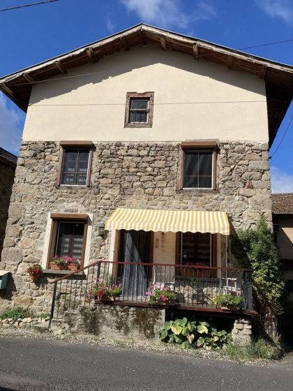 A vendre Maison de village Marsac En Livradois | R�f 03007840 - Auvergne properties