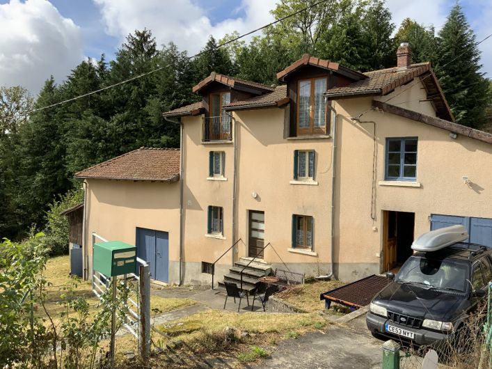 A vendre Maison de campagne Marat | R�f 03007854 - Auvergne properties
