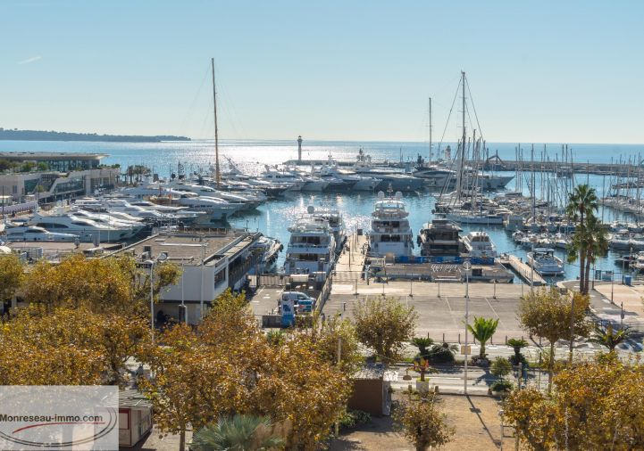 A vendre Appartement Cannes | R�f 0600710041 - Monreseau-immo.com
