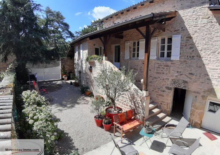 A vendre Maison de caract�re La Roche Vineuse | R�f 0600710071 - Monreseau-immo.com
