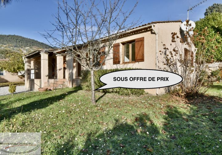 For sale Maison Le Tignet | R�f 0600710084 - Monreseau-immo.com