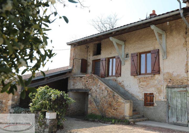 For sale Maison La Roche Vineuse | R�f 0600710186 - Monreseau-immo.com